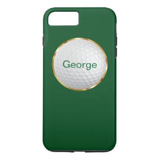 Men's Golf Theme iPhone 7 Plus Case