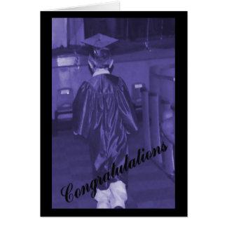 Men's Graduation Card