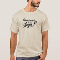 Men's Grandparent of an Angel T-Shirt