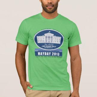 Men's Grass Green Mayday Shirt