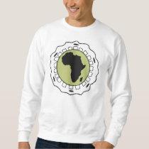 Men's Green Africa Jumper Sweatshirt