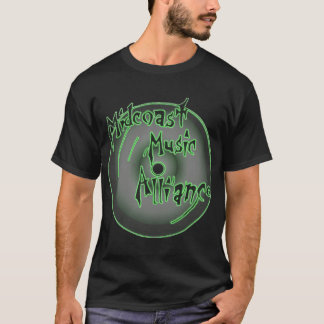 Men's Green MMA T-Shirt