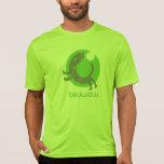 Mens Green Sportek Athletic Shirt