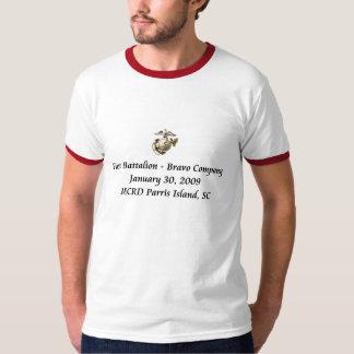Men's Grey W/ Red Ringer Tshirt