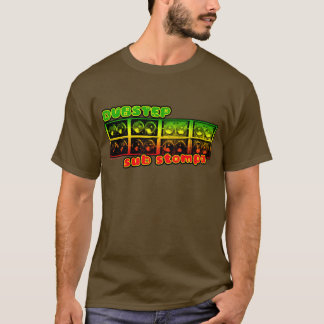 Mens guys DUBSTEP REGGAE DJ Dub T-Shirt