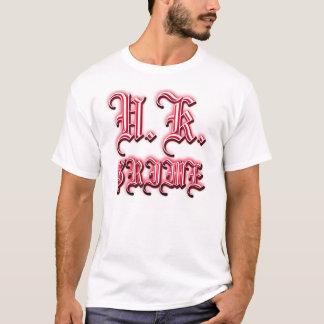 mens guys girls or ladies UK GRIME Music scene T-Shirt