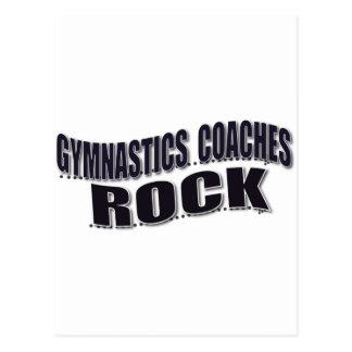 Mens Gymnastics Coach Gifts Postcard