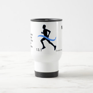 Men's Half Marathon Mug