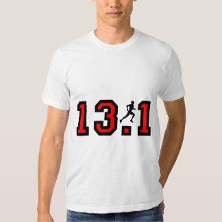 Mens half marathon shirt