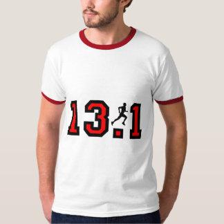 Mens half marathon tee shirts