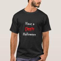Mens Halloween T-Shirt
