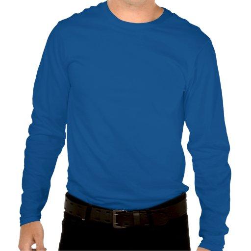 Men's Hanes Nano Long Sleeve T-Shirt Deep Royal
