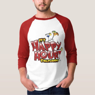 MENS - Happy Hour T-Shirt