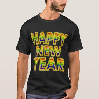 Men's Happy New Year Shirt. T-Shirt