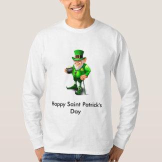 Mens - Happy Saint Patrick's Day Shirt