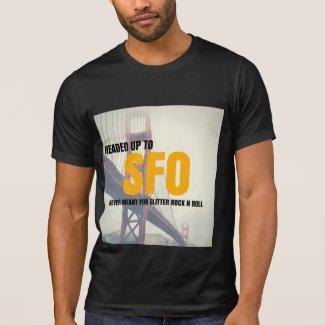 Men's Headed Up to SFO