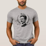 Men's Heather Grey Tesla T-Shirt