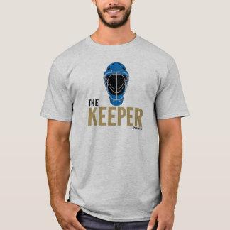 Mens Hockey Goalie Mask the Keeper T-Shirt