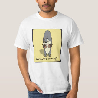 mens hold my nuts T-Shirt