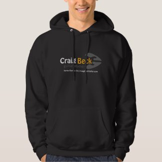 Men's Hooded Sweatshirt | Craig Beck Guitar Studio