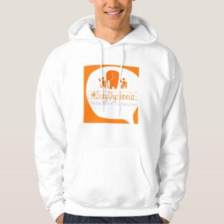 Men's Hooded Sweatshirt - Speech Bubble Logo