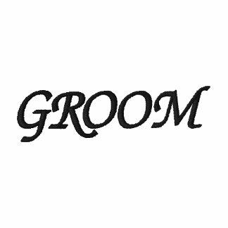 Men's Hoodie  Groom