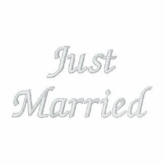 Men's Hoodie  Just Married
