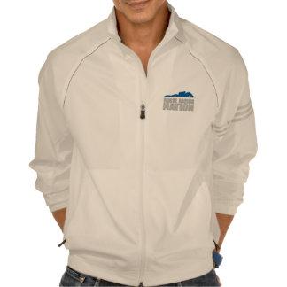 Men's Horse Racing Nation Adidas Jacket