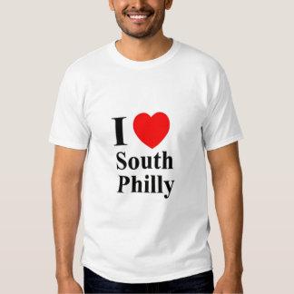 MENS I LOVE SOUTH PHILLY SPORT SHIRT