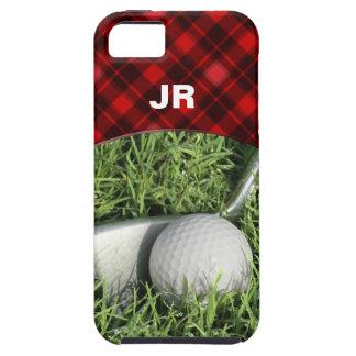Mens iPhone 5 Tough Golf Cases