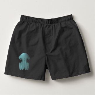 Men's jellyfish sleepwear boxers