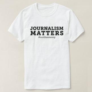 Men's Journalism Matters T-Shirt