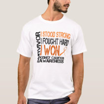 Men's Kidney Cancer Survivor Awareness Tee