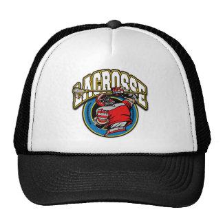 Men's Lacrosse Logo Trucker Hat