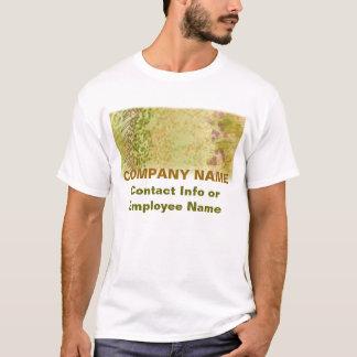 Mens Light Tees- Olive Medley T-Shirt