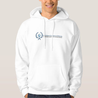 Men's Logo'd Basic Hooded Sweatshirt