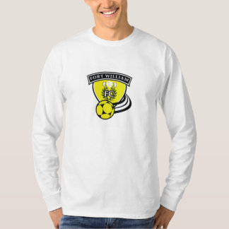 Mens Long Sleeve America's Team FC T-Shirt