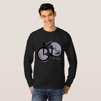 Men's Long sleeve Cyclenuts T T-Shirt