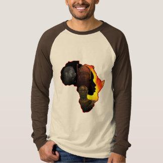 Men's Long Sleeve GAV Offical Logo Ringer T-Shirt