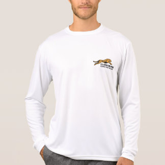 Men's Long Sleeve Microfiber Tee Shirt