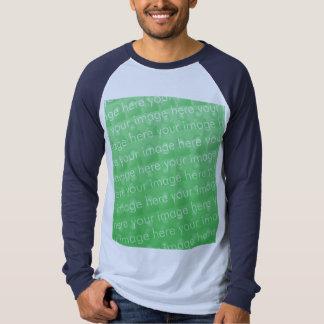 Mens Long Sleeve Raglan T-shirt