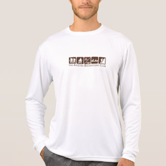 Mens Long Sleeve Tech T T-Shirt