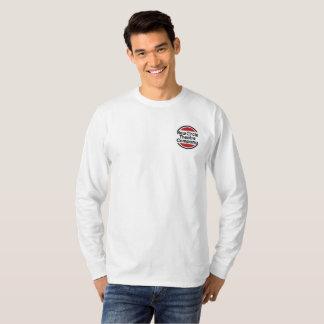 Men's long-sleeve tee-shirt with logo T-Shirt