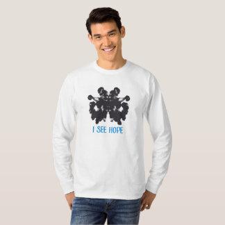 Men's Long Sleeved I See Hope T-Shirt
