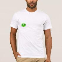 Mens Lyme Chick shirt (left sided emblem)