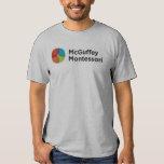 Men's McGuffey Spirit Wear T-Shirt Playeras