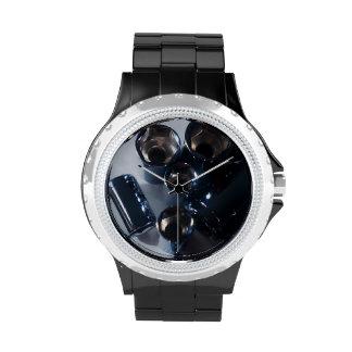 Men's Mechanic Theme Watch