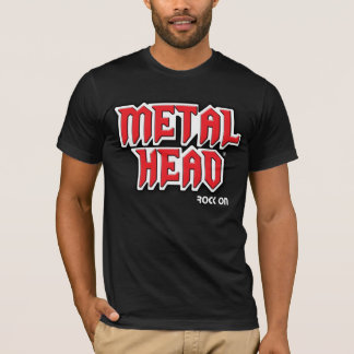 MENS - Metal Head T-Shirt