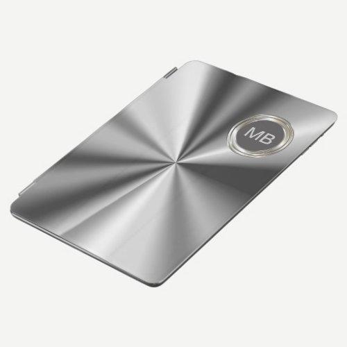 Men's Metallic Look Monogram iPad Air Case