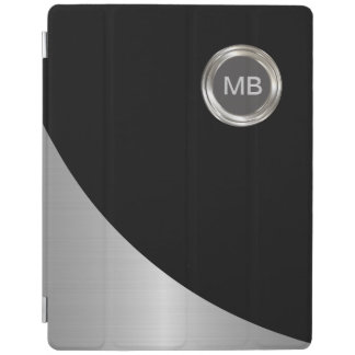 Men's Modern Monogram iPad Case